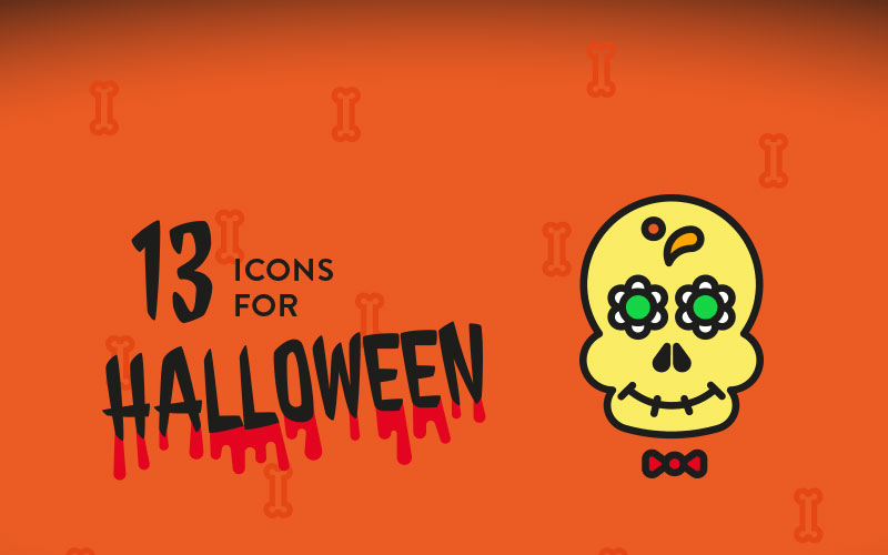13-Icons-for-Halloween-Free-set