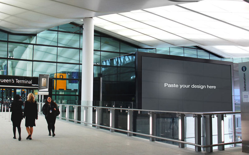 Airport-Billboard-Mockups