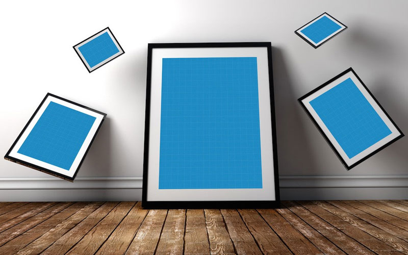 Anti-Gravity-Photo-Frames-Mockup