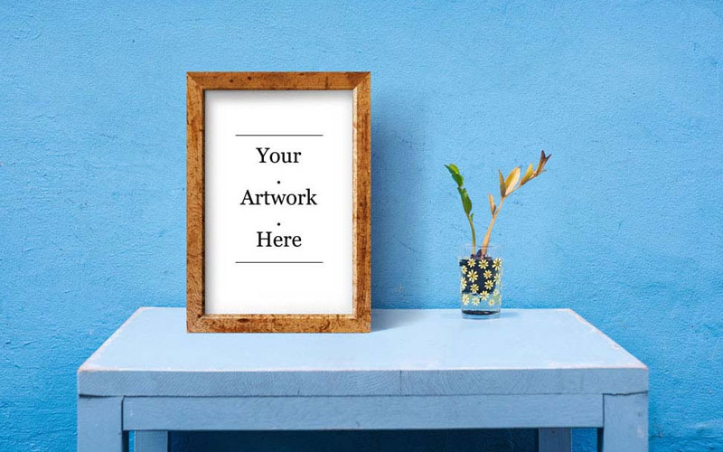 Bundle-of-Photo-or-Painting-Frames-Mockups