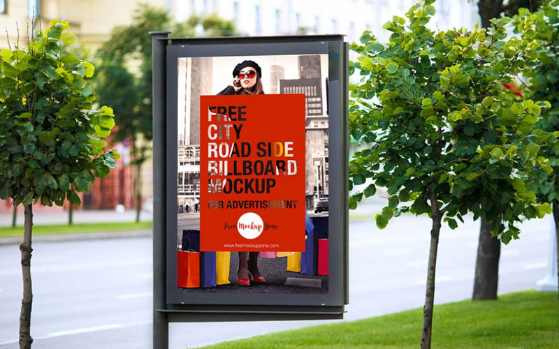 City-Advertisement-Billboard-Mockup