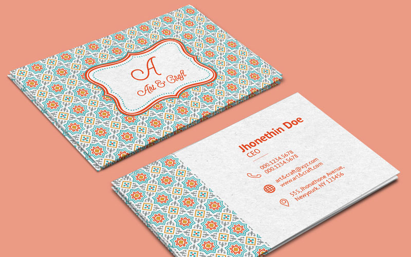 Craft-Agency-–-Download-Free-Business-Card-Template