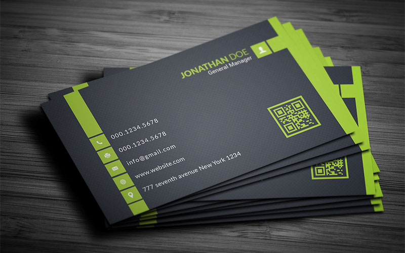 50 free world best creative business card design templates download free corporate business card template fbccfo Gallery