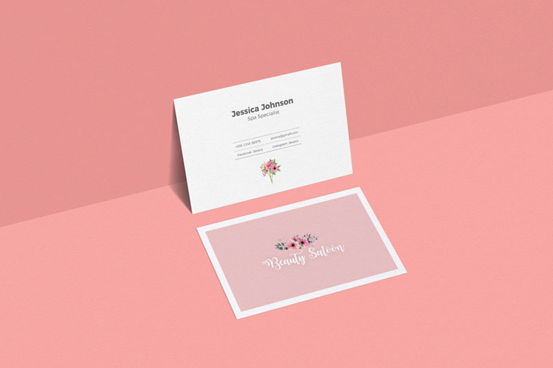 Elegant-Business-Card-Mockup