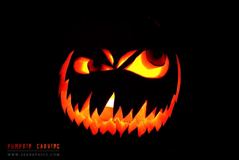 Evil-Pumpkin-Carving