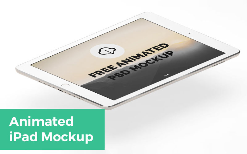 Free-Animated-floating-iPad-Mockup