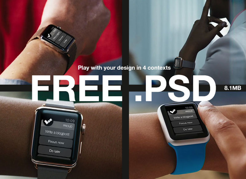 Free-Apple-Watches-Mockups