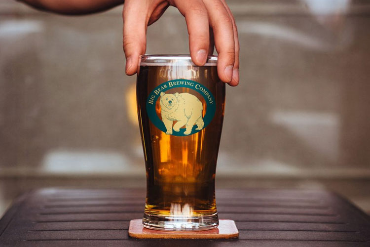 Free-Beer-Glass-Mock-up