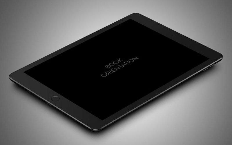 Free-Black-iPad-Pro-(9.7in)-Mockup