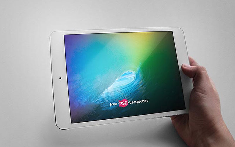 Free-Bundle-of-five-iPad-Mini-Mockups