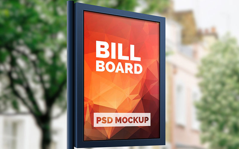 Free-Clean-Billboard-Mockup