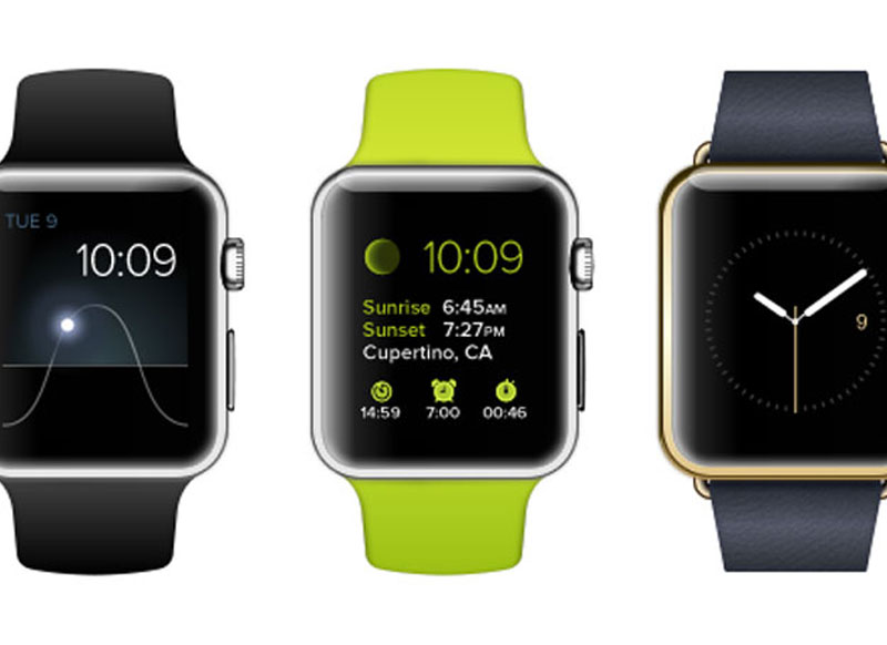 Free-Collection-of-Apple-Watches