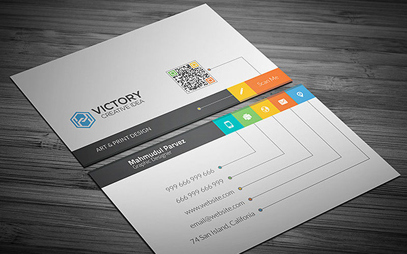 Free-Creative-Business-Card-PSD-Template