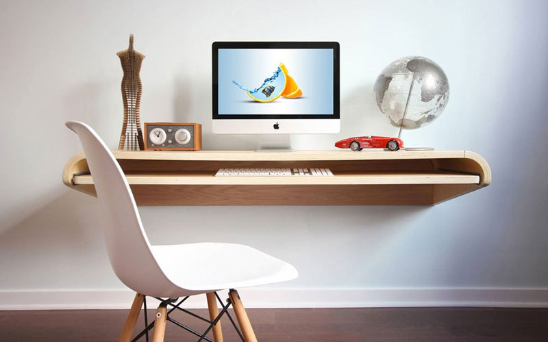 Free-Floating-Desk-with-iMac-Mockup