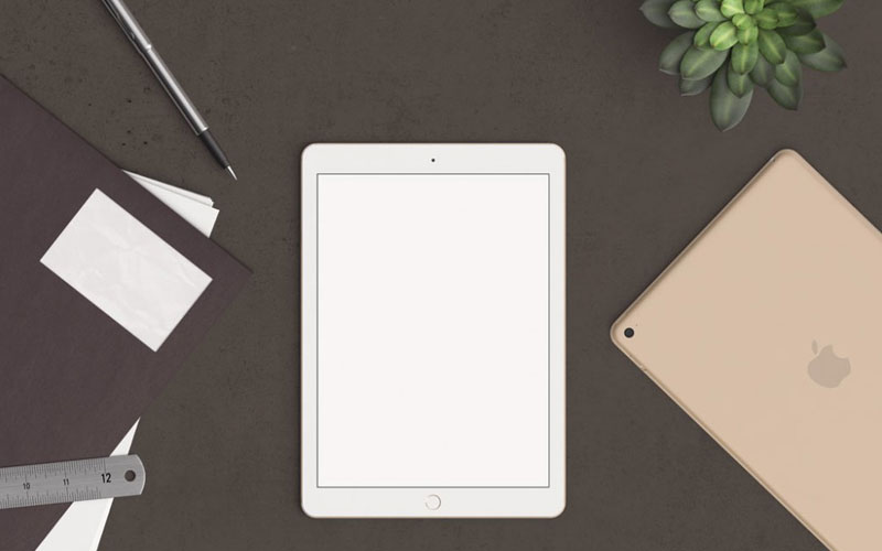 Free-Header-Image-with-iPad-Mockup