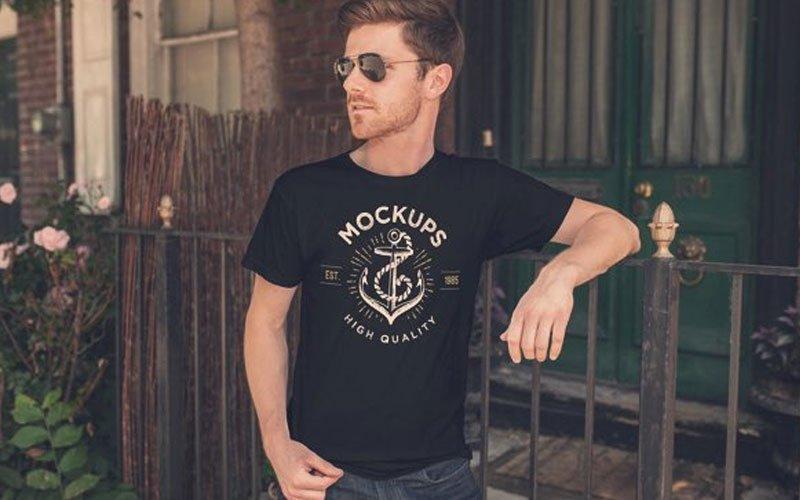 Free-New-Men's-T-Shirt-Mockup
