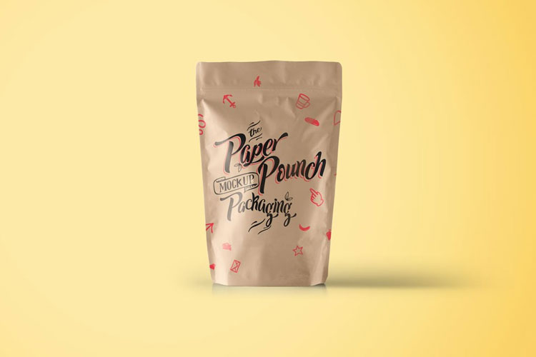 Free-Paper-Pouch-Packaging-Mockup