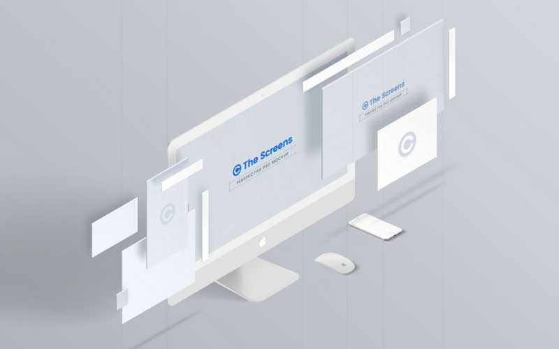 Free-Perspective-iMac-Screen-Mockup