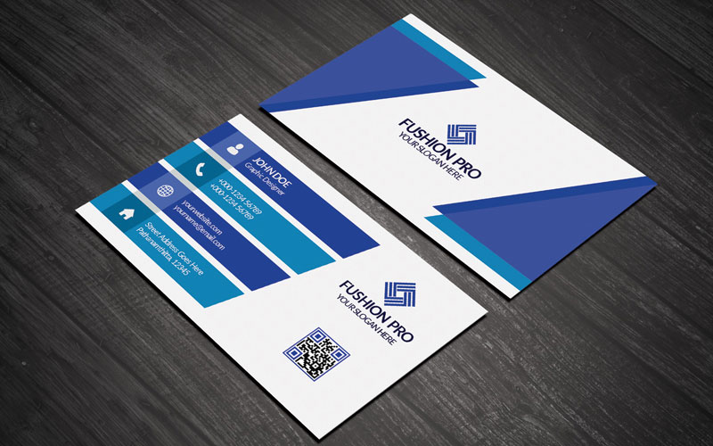 Free Print Ready Creative Business Card PSD Templates