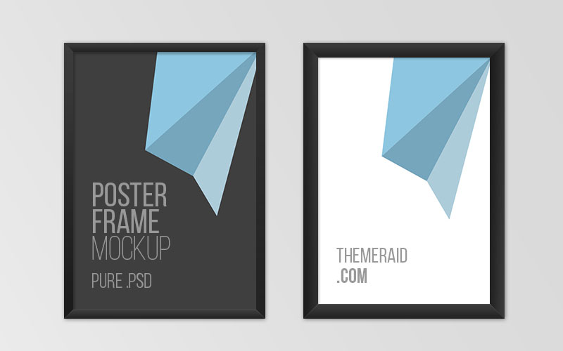 50 Free Photo Frame Mockup Psd Template Resources For 2018