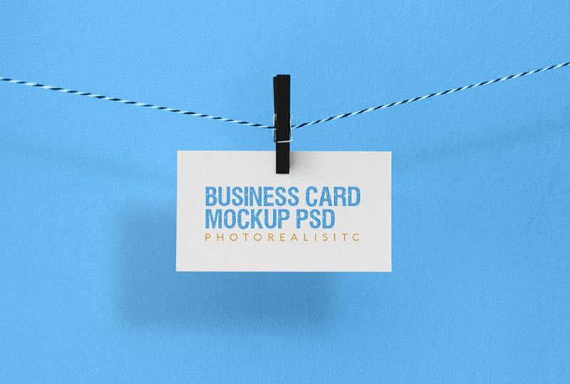 Free-Stylish-Photorealistic-Business-Card-Mockup-PSD