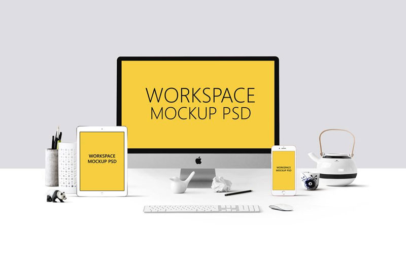 Free-Workspace-with-Devices-Mockup
