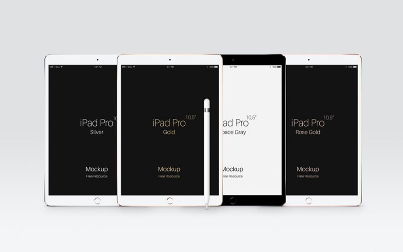 Free-iPad-Pro-(10,5″)-Collection-Mockups