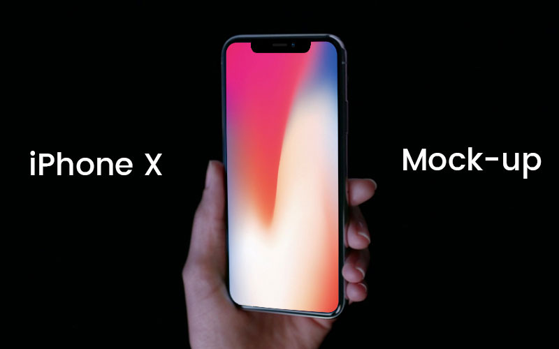 Free-iPhone-X-Mock-up