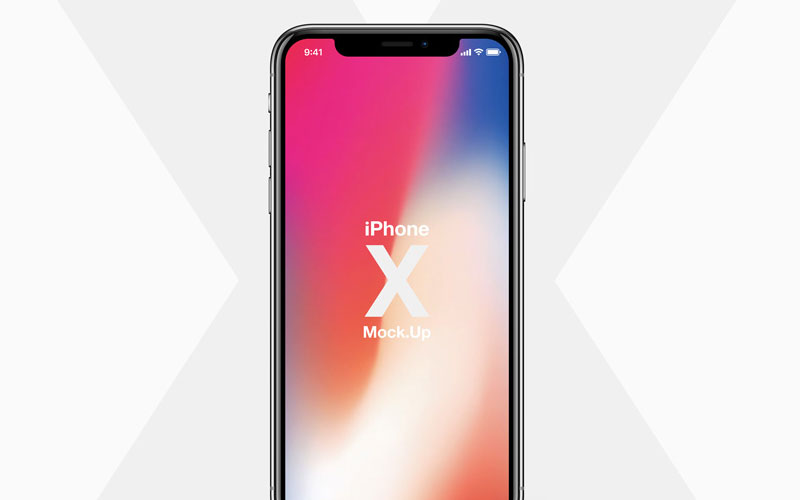 Free-iPhone-X-Psd-Mockup-Vector