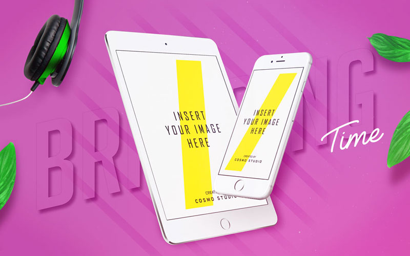 Free-iPhone-and-iPad-Presentation-Mockups