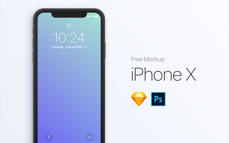 Freebie-iPhone-X-Mockup