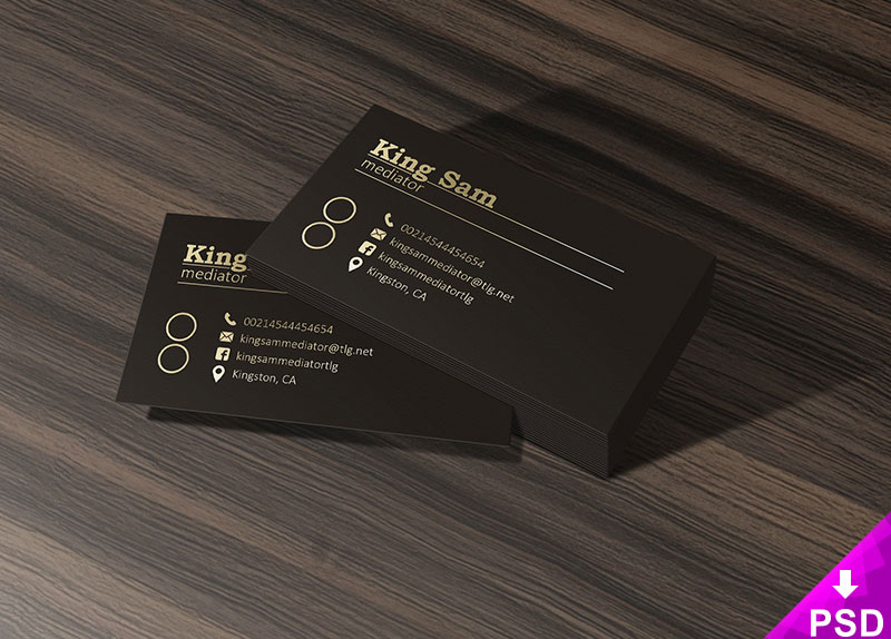 Gray-Business-Cards-Mock-up