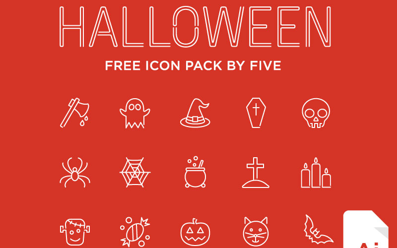 Halloween-FREE-icon-pack-by-FIVE