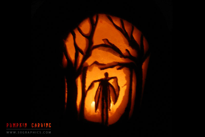 Halloween pumpkin carving creative ideas