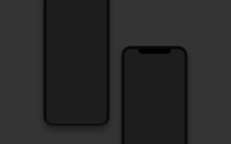 iPhone-X-Clay-Mockup-Freebie