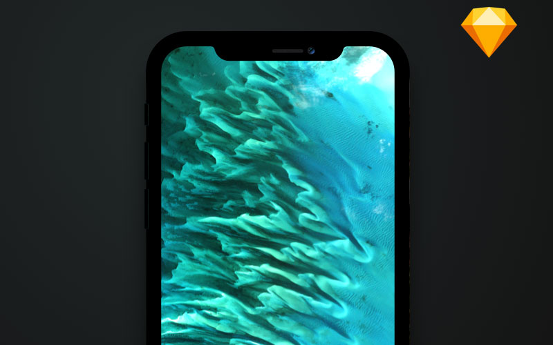 iPhone-X-Mockup-Free-for-Sketch