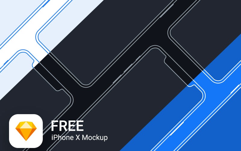 iPhone-X-Mockup-Freebie-for-Sketch