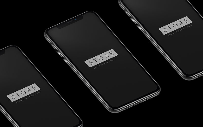 iPhone-X-Mockups-PSD-Freebie