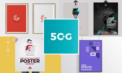 50-Newest-World-Best-Free-Poster-Mockups-For-Branding-&-Presentation
