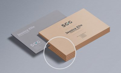 Free-Business-Card-Branding-Mockup