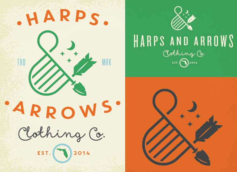 Harps-&-Arrows