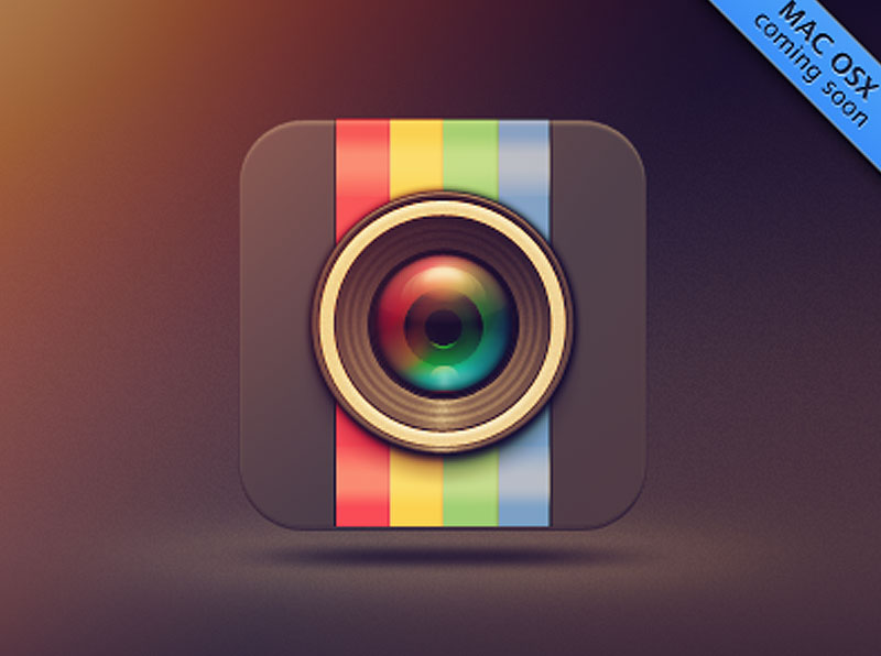 Instagrille-Icon