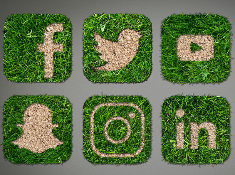 Nature-Inspired-Social-Media-Icons