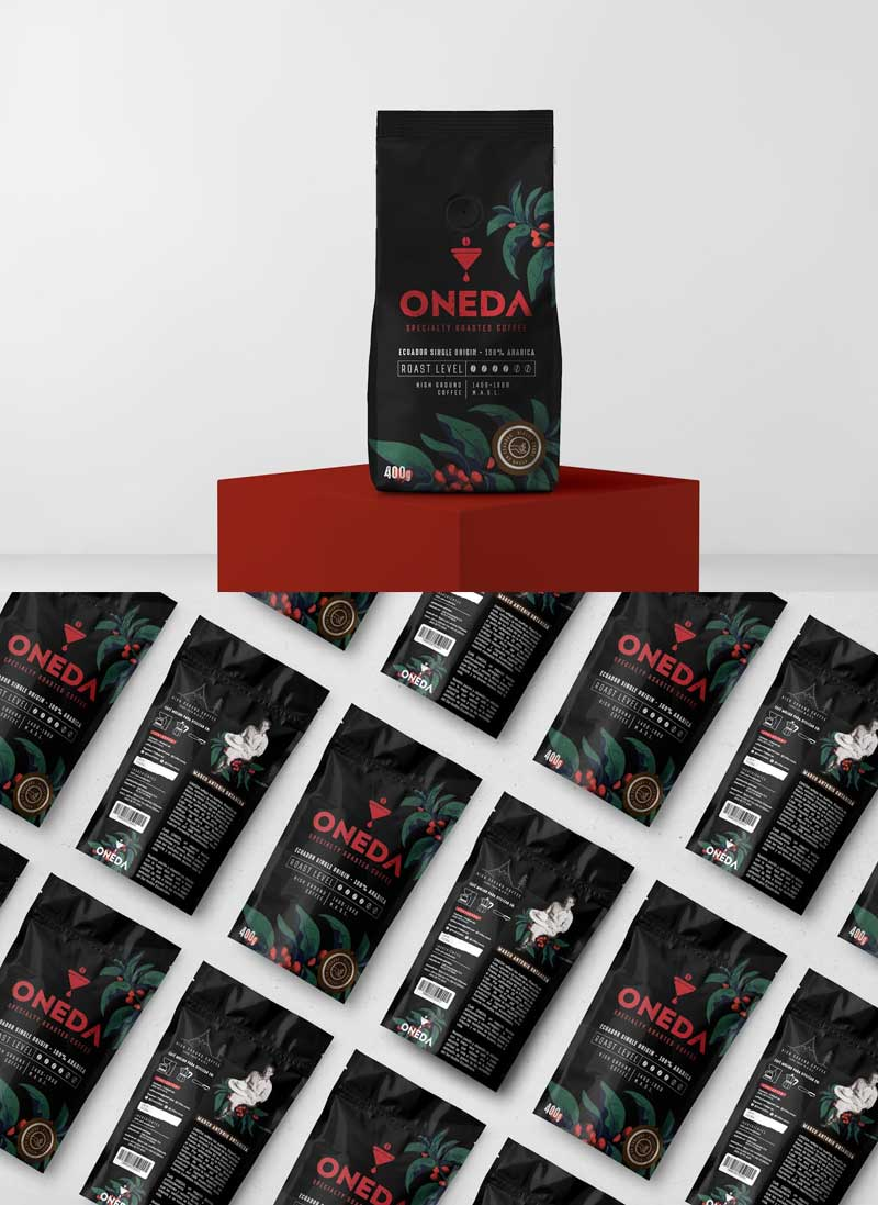Oneda-Coffee-Packaging-Inspiration