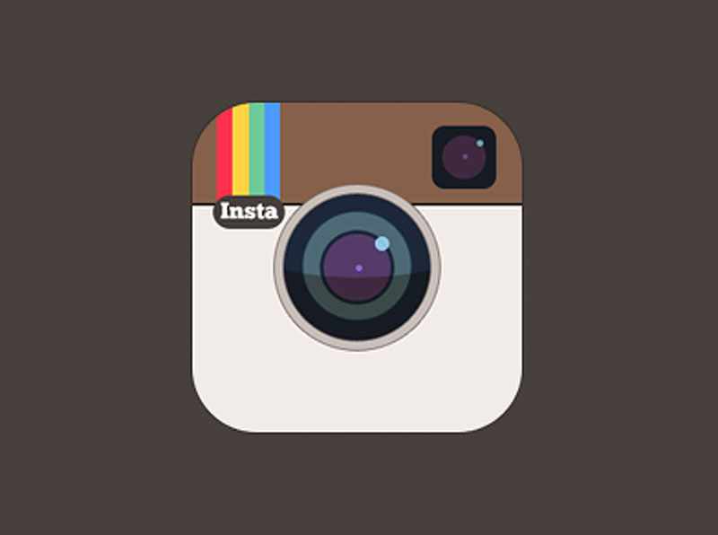 Simple-Instagram-Icon
