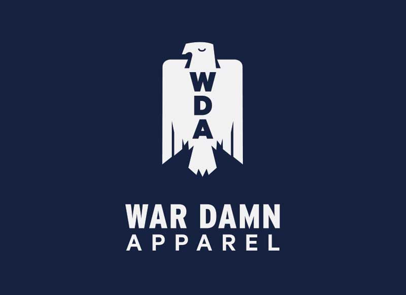 War-Damn-Apparel-logos