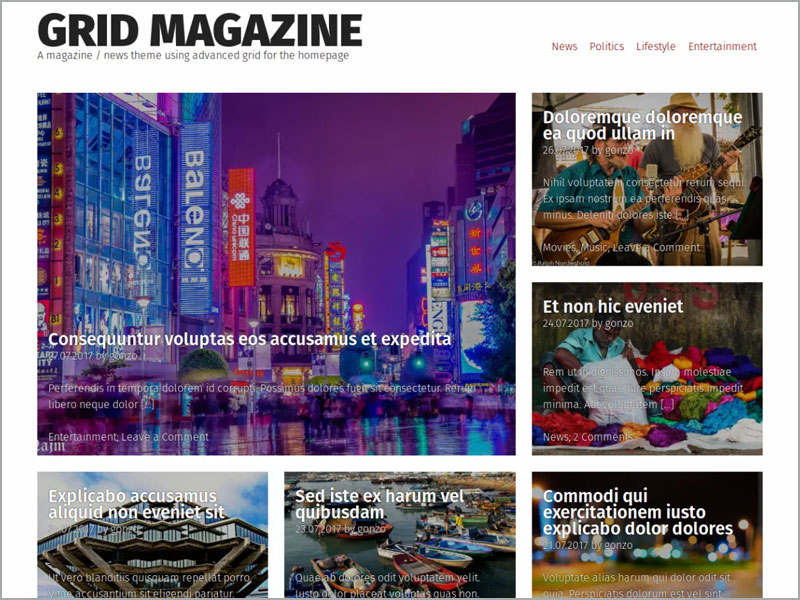 Grid-Magazine-Theme