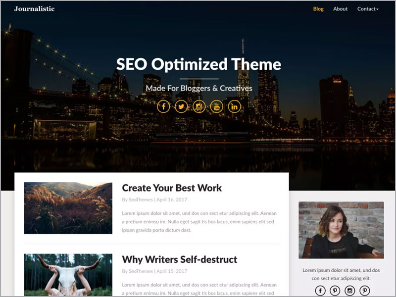 Journalistic-Magazine-WP-Theme