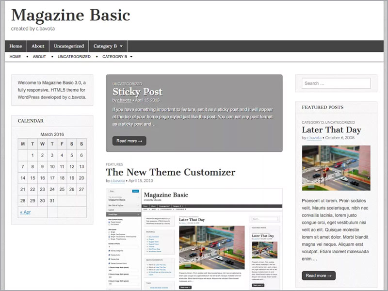 Magazine-Basic-Theme