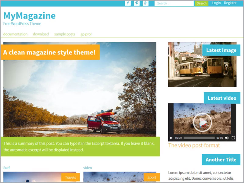 My-Magazine-Theme